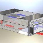 3D-Visualisierung für die Luftführung im Rechenzentrum