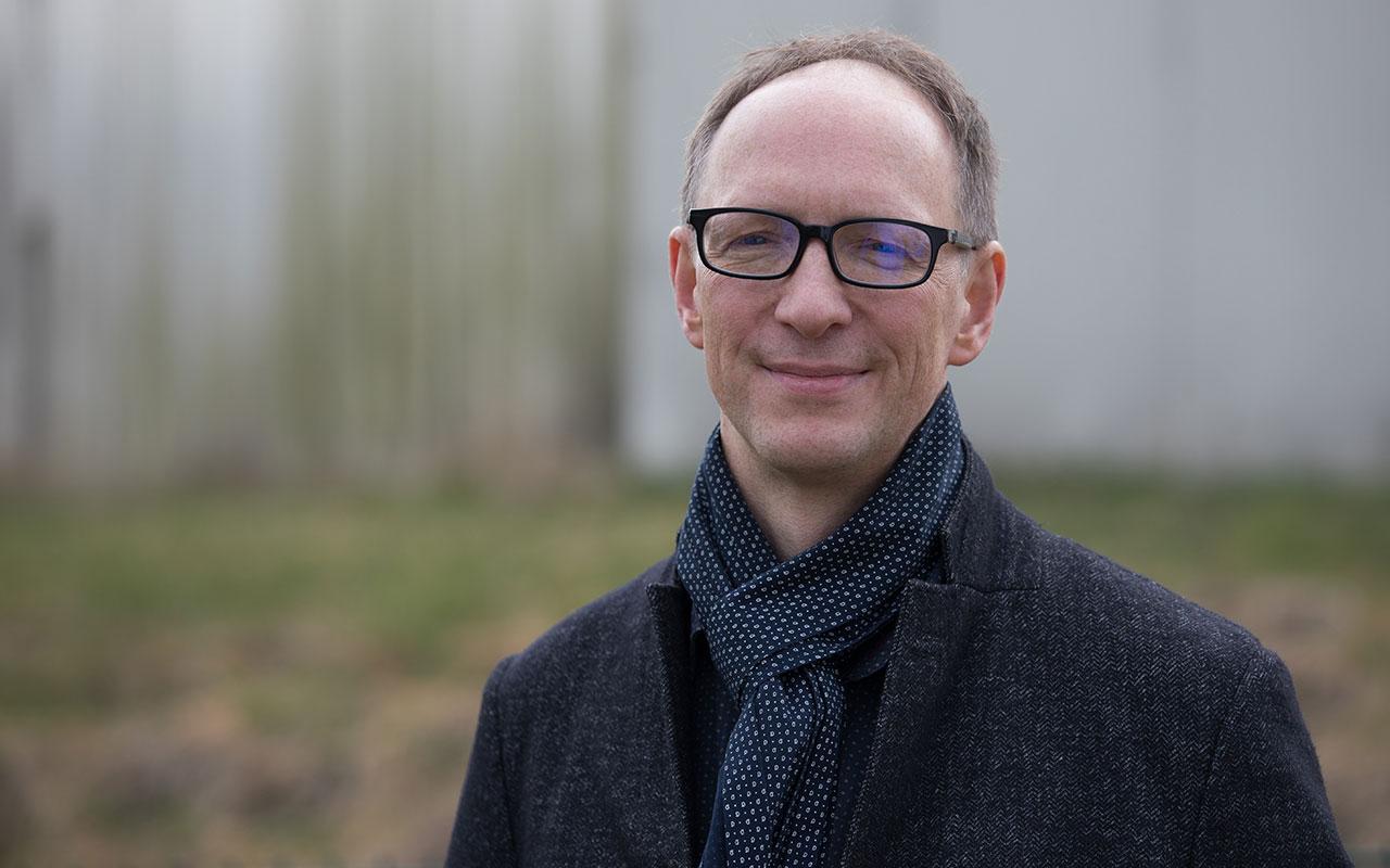 Egidijus Matukas, Planungsingenieur und Experte für Optimierungen im RZ