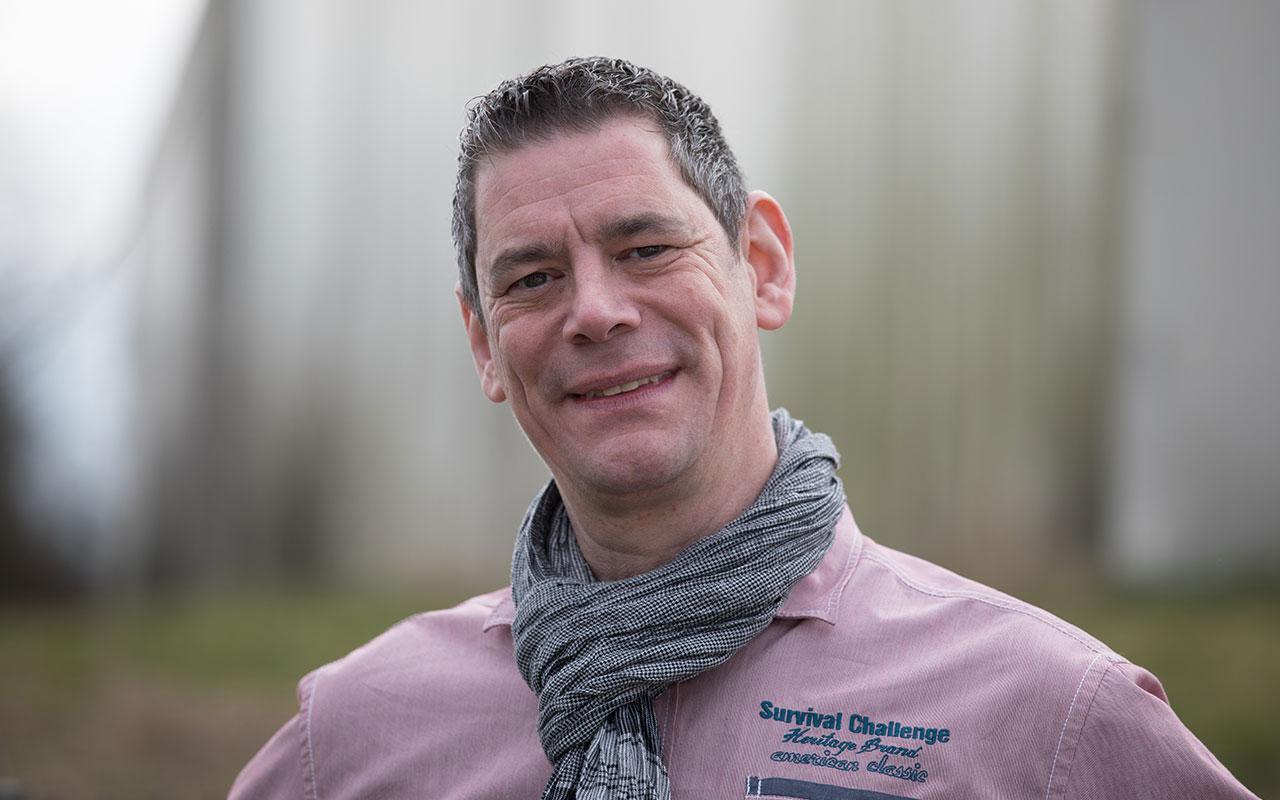 Jürgen Römen, Projektleiter und Spezialist für Rechenzentren aller Art.